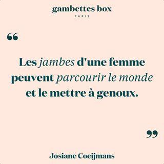 Instagram Gambettes Box